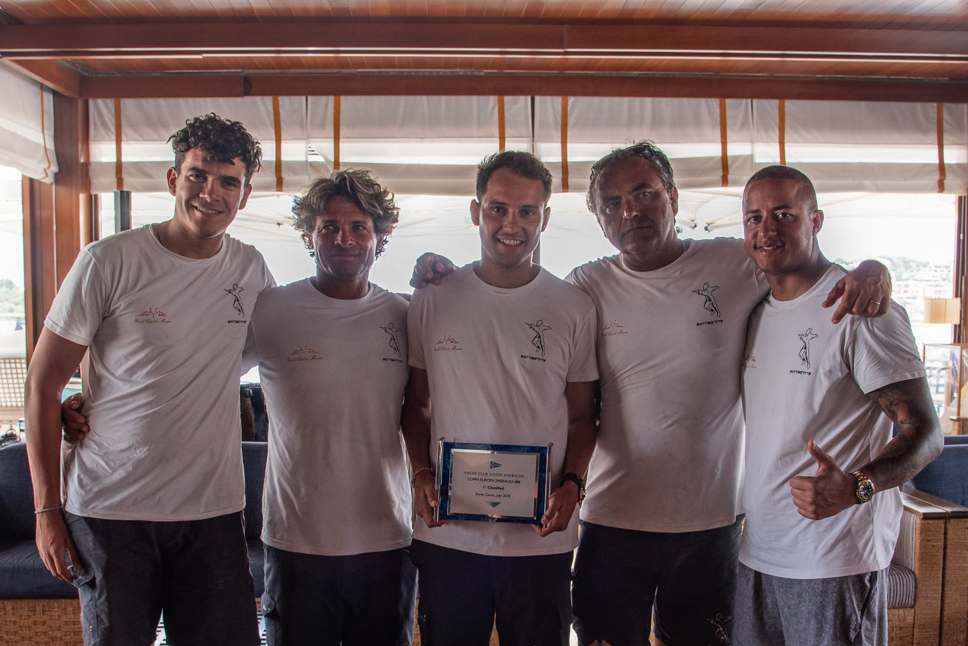 Coppa Europa Smeralda 888, Botta Dritta wins 2019 edition - NEWS - Yacht Club Costa Smeralda
