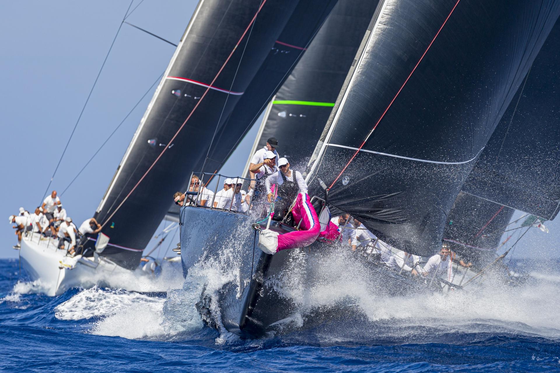 Inizia a Porto Cervo la 31^ Maxi Yacht Rolex Cup con una flotta di 44 yacht - NEWS - Yacht Club Costa Smeralda