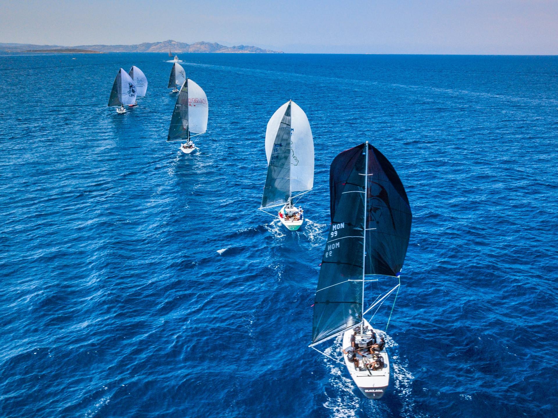 Al via l'Invitational Smeralda 888 - NEWS - Yacht Club Costa Smeralda