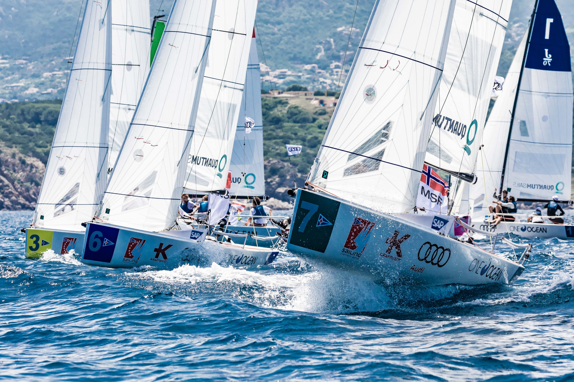 One Ocean SAILING Champions League starts tomorrow  - NEWS - Yacht Club Costa Smeralda