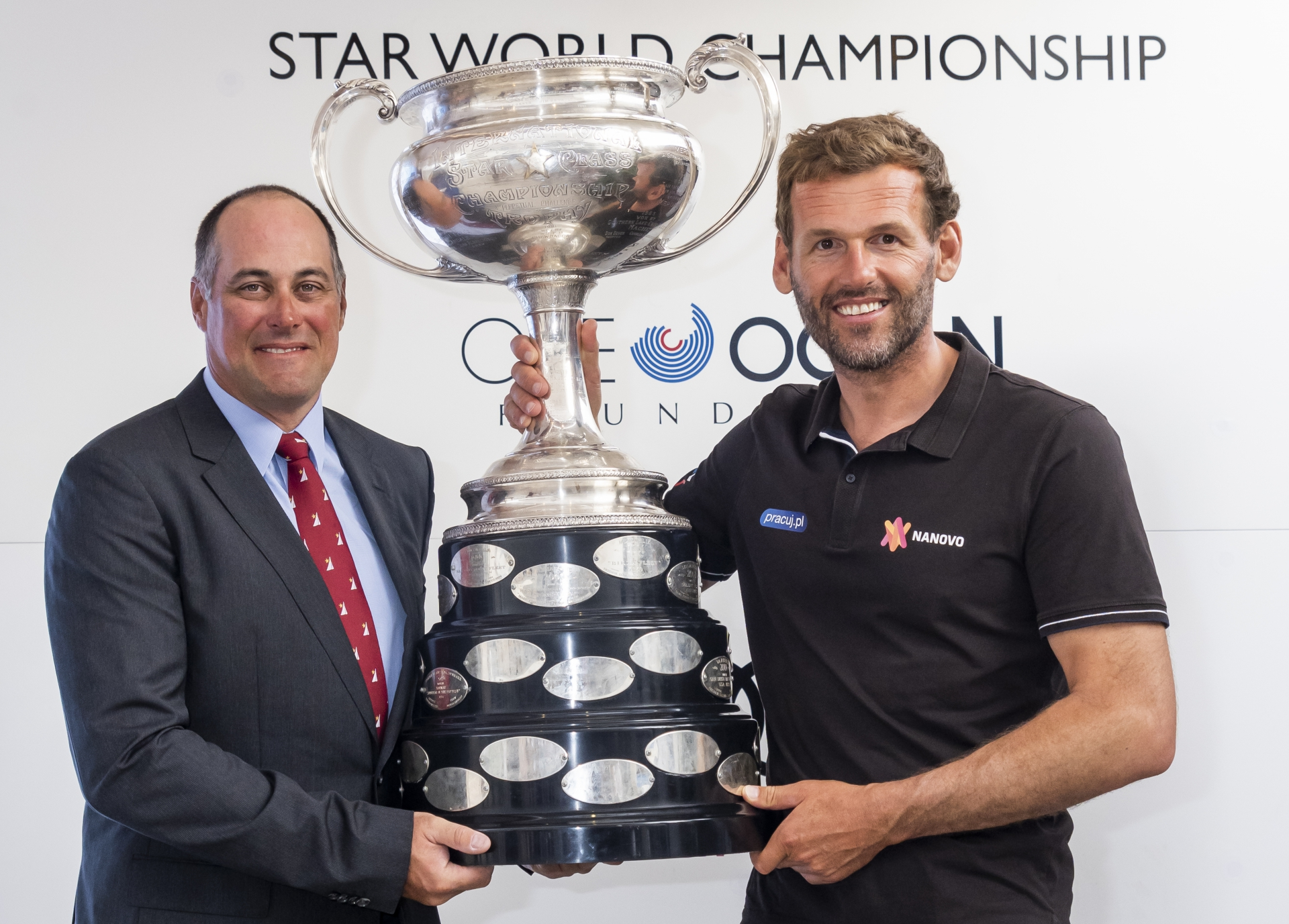 The Pole Kusznierewicz wins the Star Class World Championship 2019  - NEWS - Yacht Club Costa Smeralda