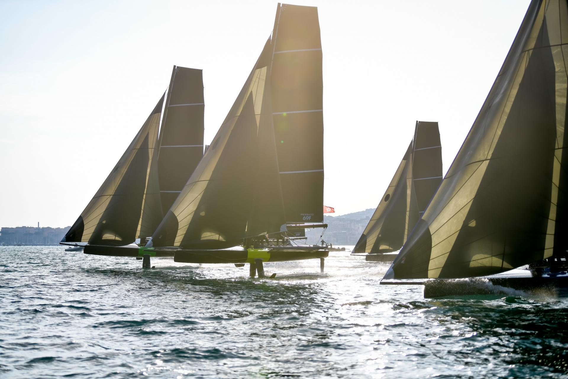 Al via domani il Grand Prix 2.1 della Persico 69F Cup - NEWS - Yacht Club Costa Smeralda