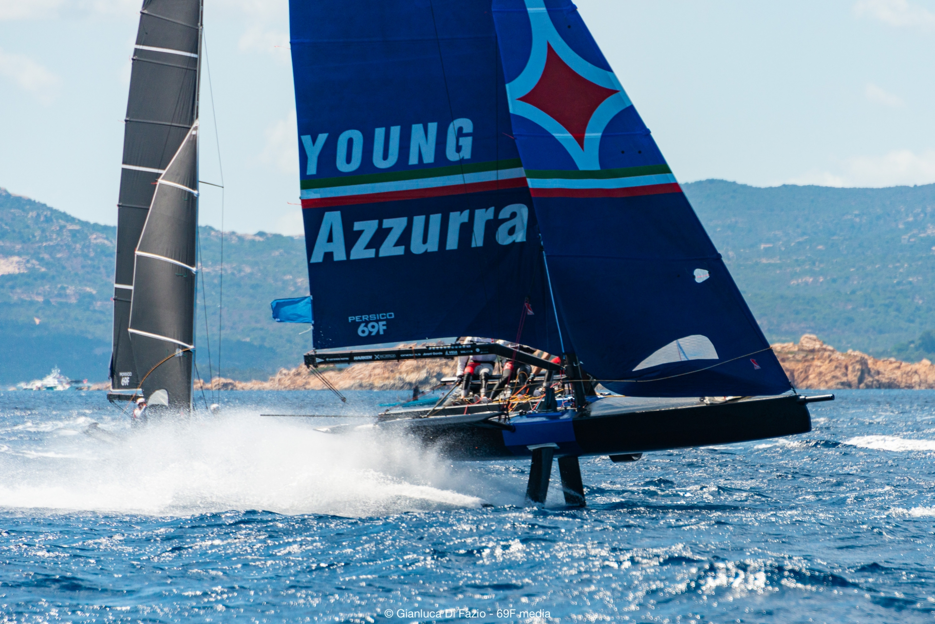 Young Azzurra claims victory again in Persico 69F Cup Grand Prix 2.2 - NEWS - Yacht Club Costa Smeralda