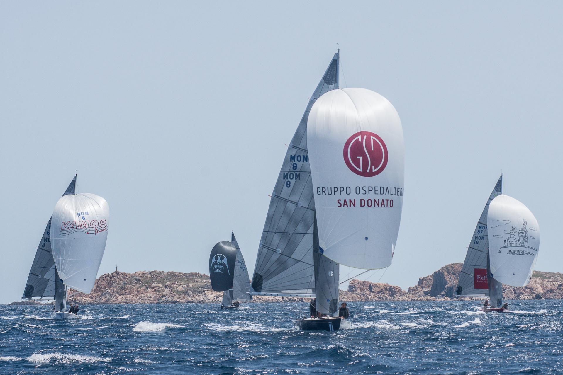 Parte oggi la Coppa Europa Smeralda 888 - NEWS - Yacht Club Costa Smeralda