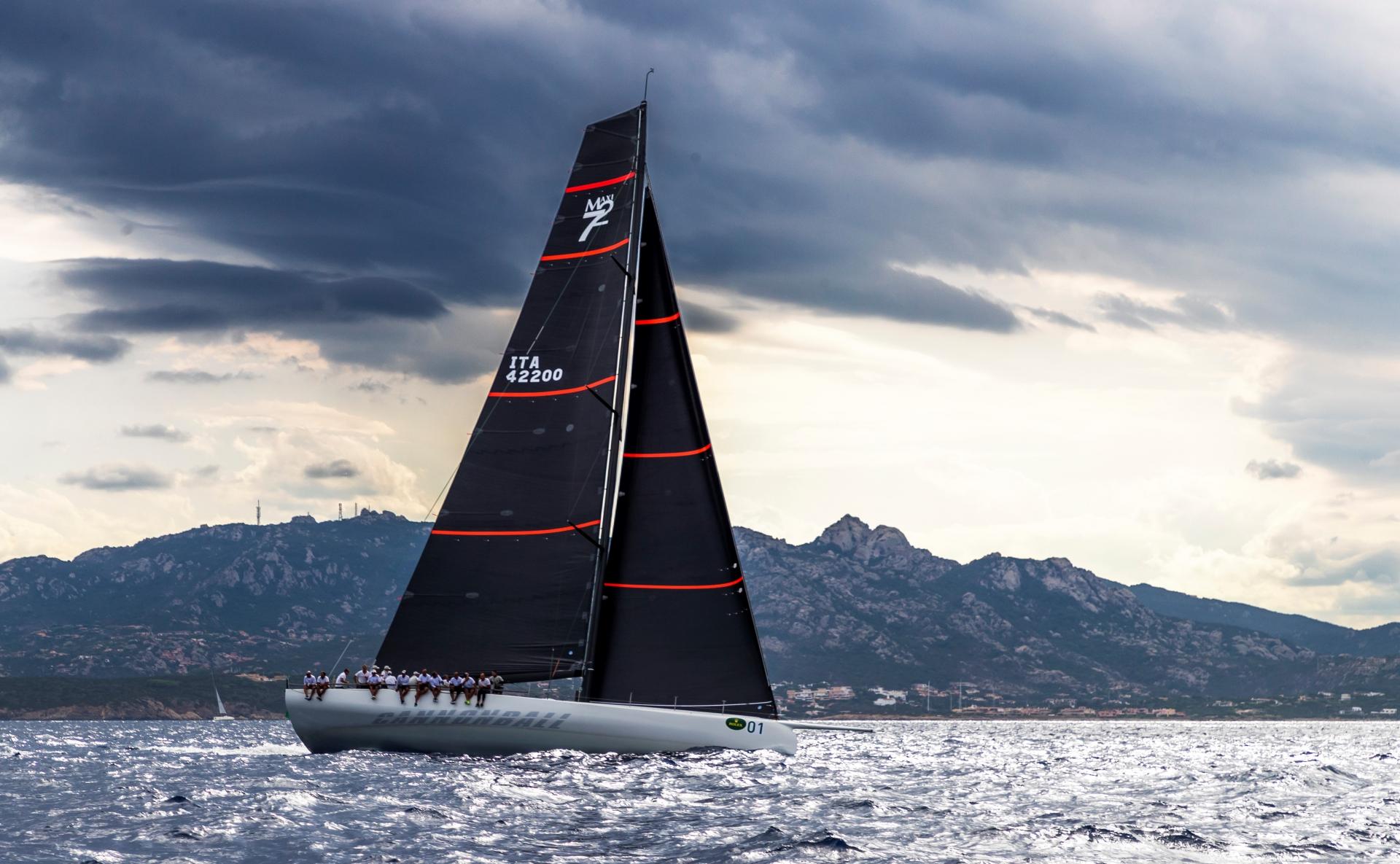 Maxi Yacht Rolex Cup: Racing cancelled today in Porto Cervo - NEWS - Yacht Club Costa Smeralda