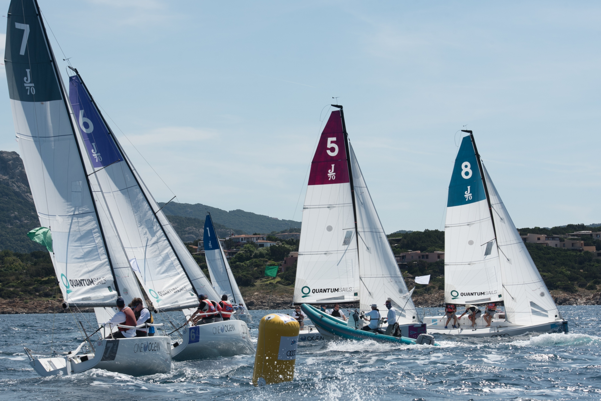 Italy's Yacht Club Costa Smeralda to host 2020 YCCS Global Team Racing Regatta - NEWS - Yacht Club Costa Smeralda