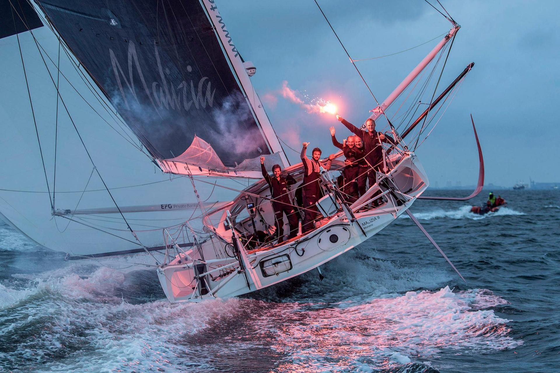 Malizia Wins Line Honours in the Atlantic Anniversary Regatta - NEWS - Yacht Club Costa Smeralda