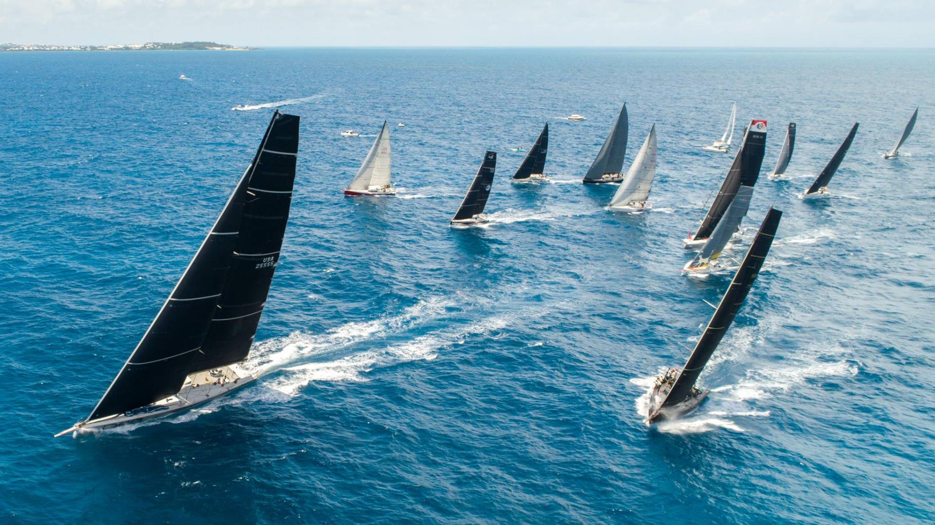 Return leg of Atlantic Anniversary Regatta sets off - NEWS - Yacht Club Costa Smeralda