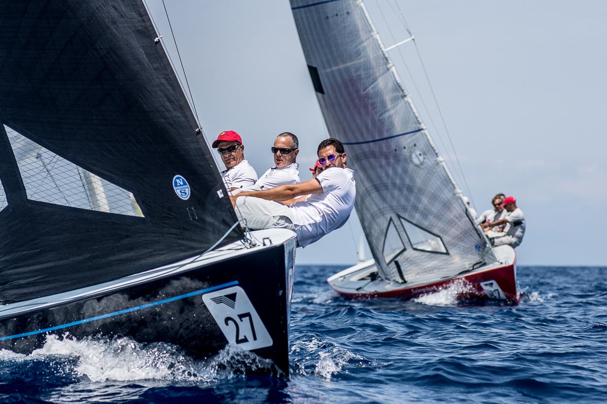 Mascalzone Latino vittorioso alla Invitational Smeralda 888   - NEWS - Yacht Club Costa Smeralda