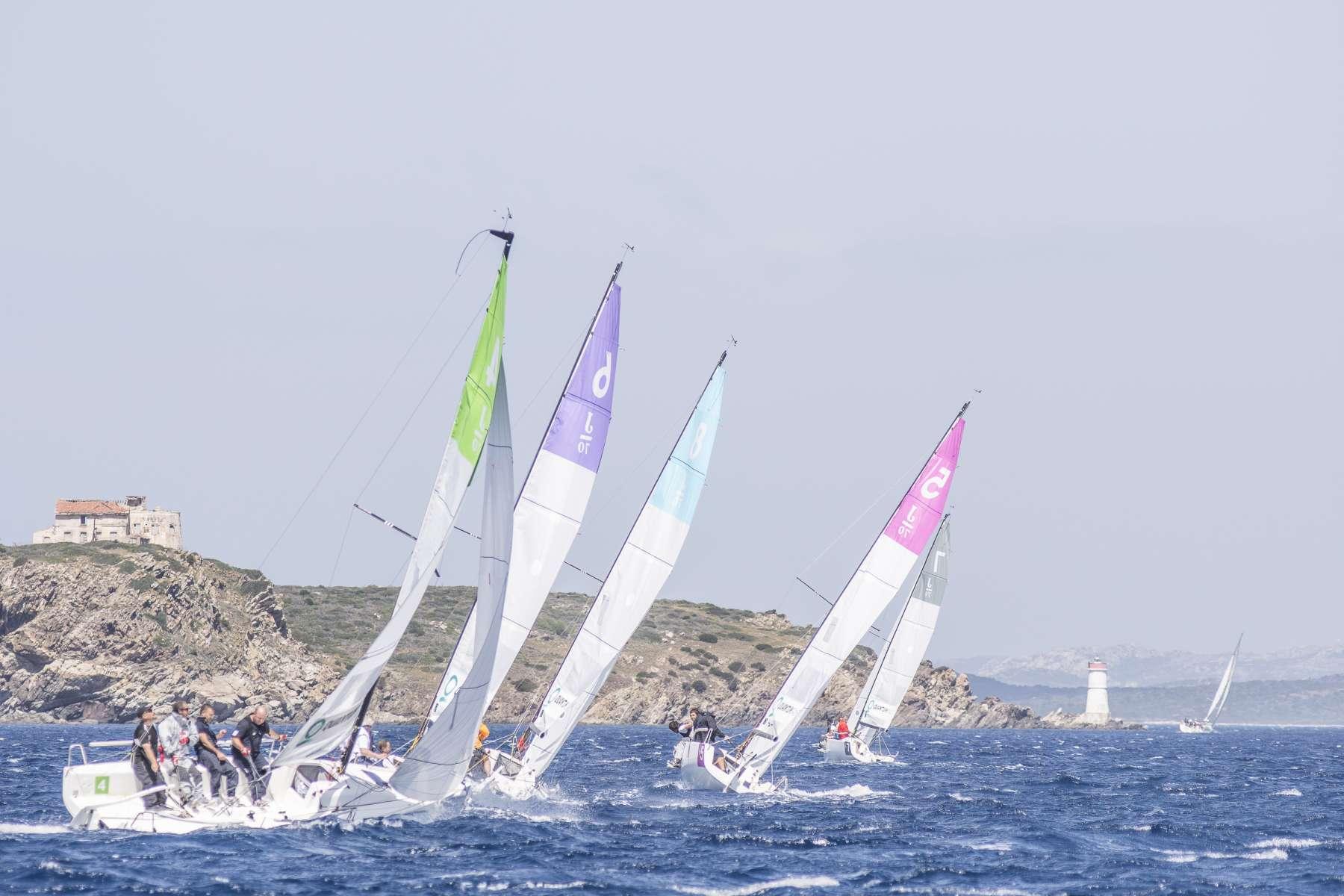 Vela & Golf inaugura la stagione sportiva dello YCCS - NEWS - Yacht Club Costa Smeralda
