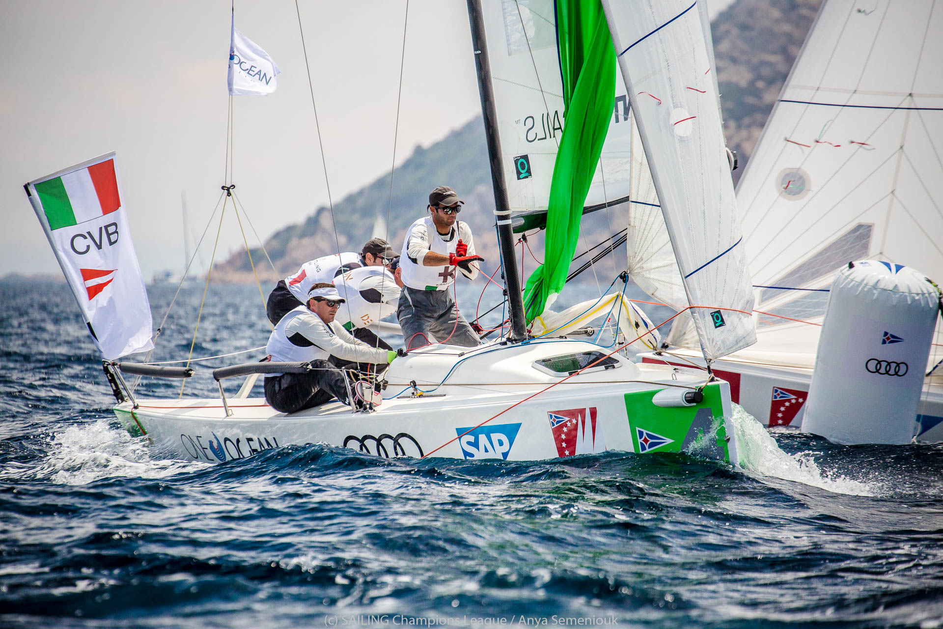 Circolo della Vela Bari scala la classifica della One Ocean Sailing Champions League  - NEWS - Yacht Club Costa Smeralda