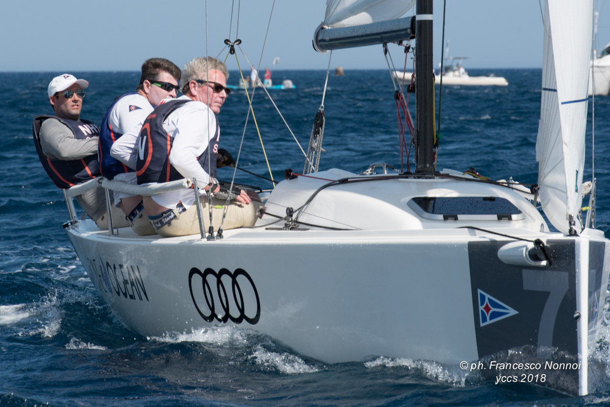 Newport Harbor YC takes lead at Audi Invitational Team Racing Challenge - NEWS - Yacht Club Costa Smeralda