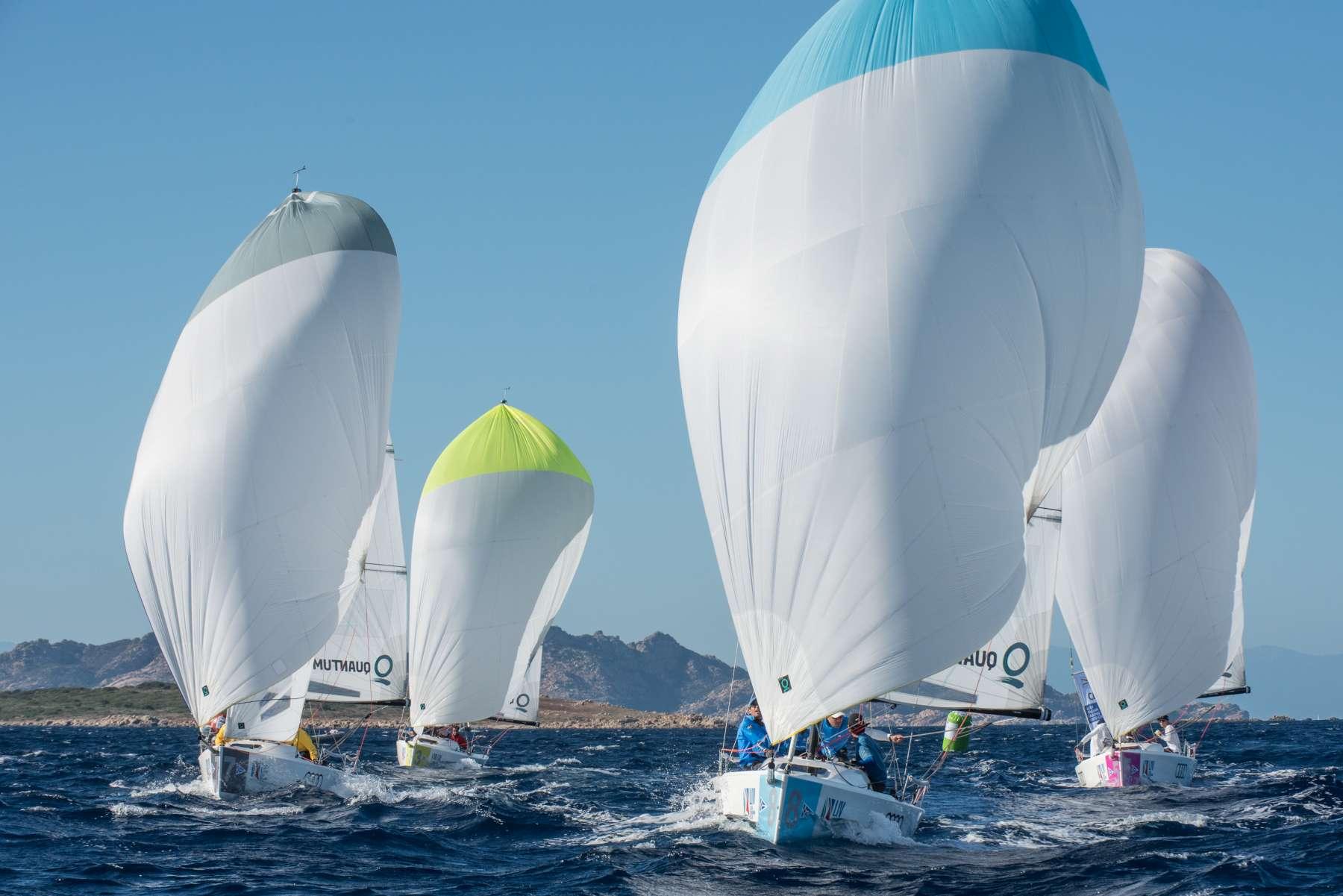 INTENSA PRIMA GIORNATA PER LA AUDI ITALIAN SAILING LEAGUE FINAL - NEWS - Yacht Club Costa Smeralda