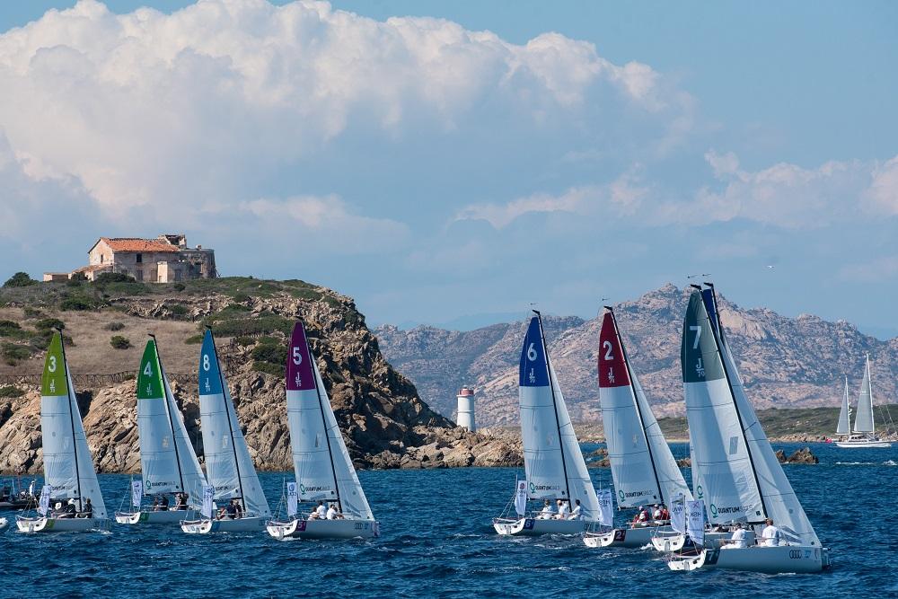 Domani al via la Audi SAILING Champions League Final - NEWS - Yacht Club Costa Smeralda
