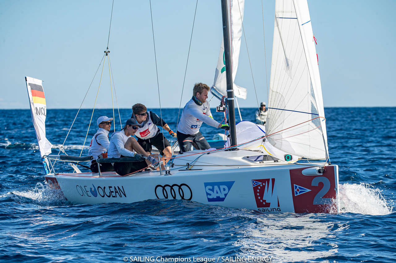 Audi SAILING Champions League Final, vince il team tedesco del Segel-und Motorboot Club Überlingen - NEWS - Yacht Club Costa Smeralda