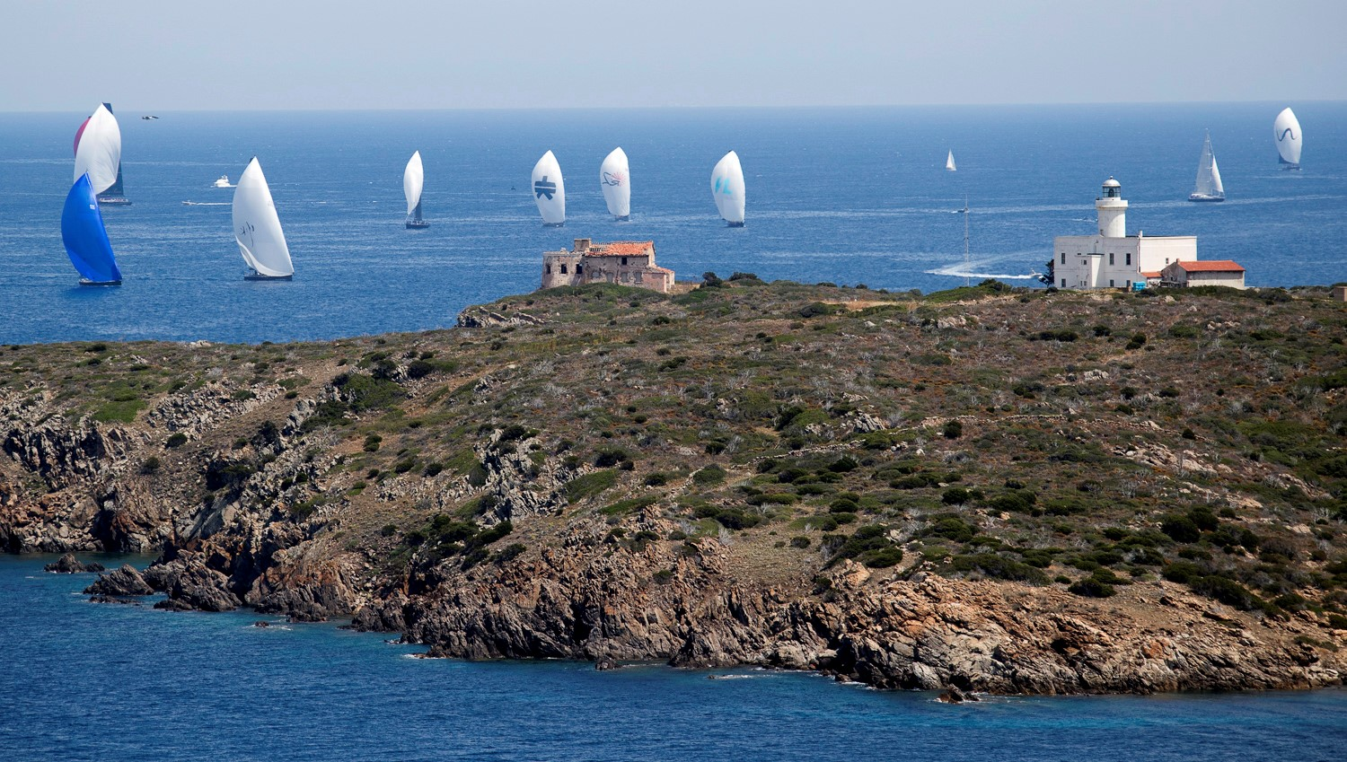 Loro Piana Superyacht Regatta begins tomorrow in Porto Cervo  - NEWS - Yacht Club Costa Smeralda