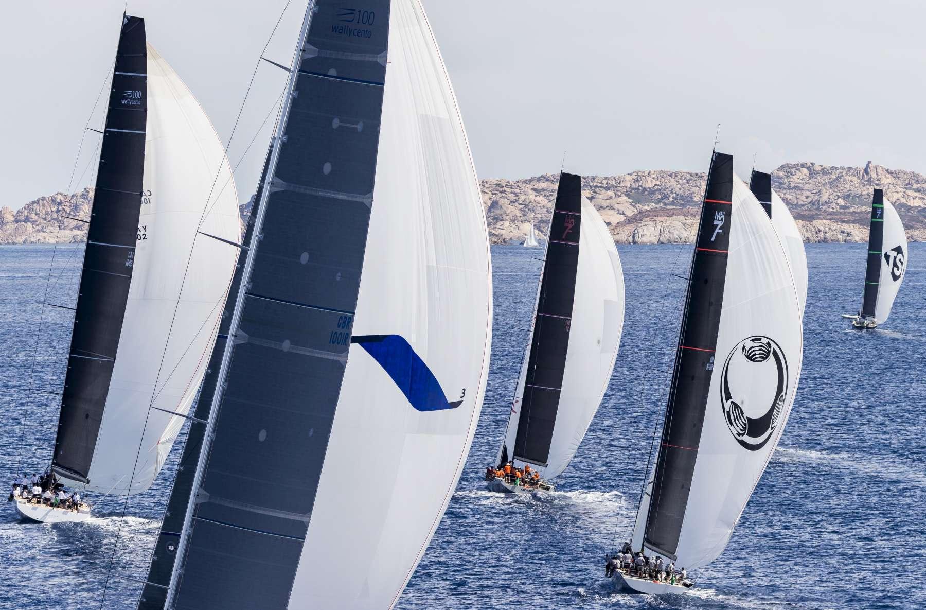 Maxi Yacht Rolex Cup: una partenza a gonfie vele - NEWS - Yacht Club Costa Smeralda