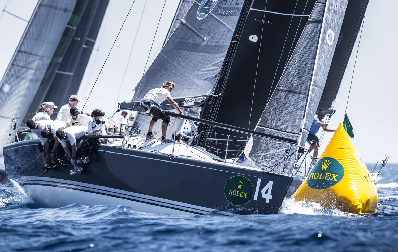 Rolex Farr 40 Worlds: Plenty allunga in Costa Smeralda - NEWS - Yacht Club Costa Smeralda