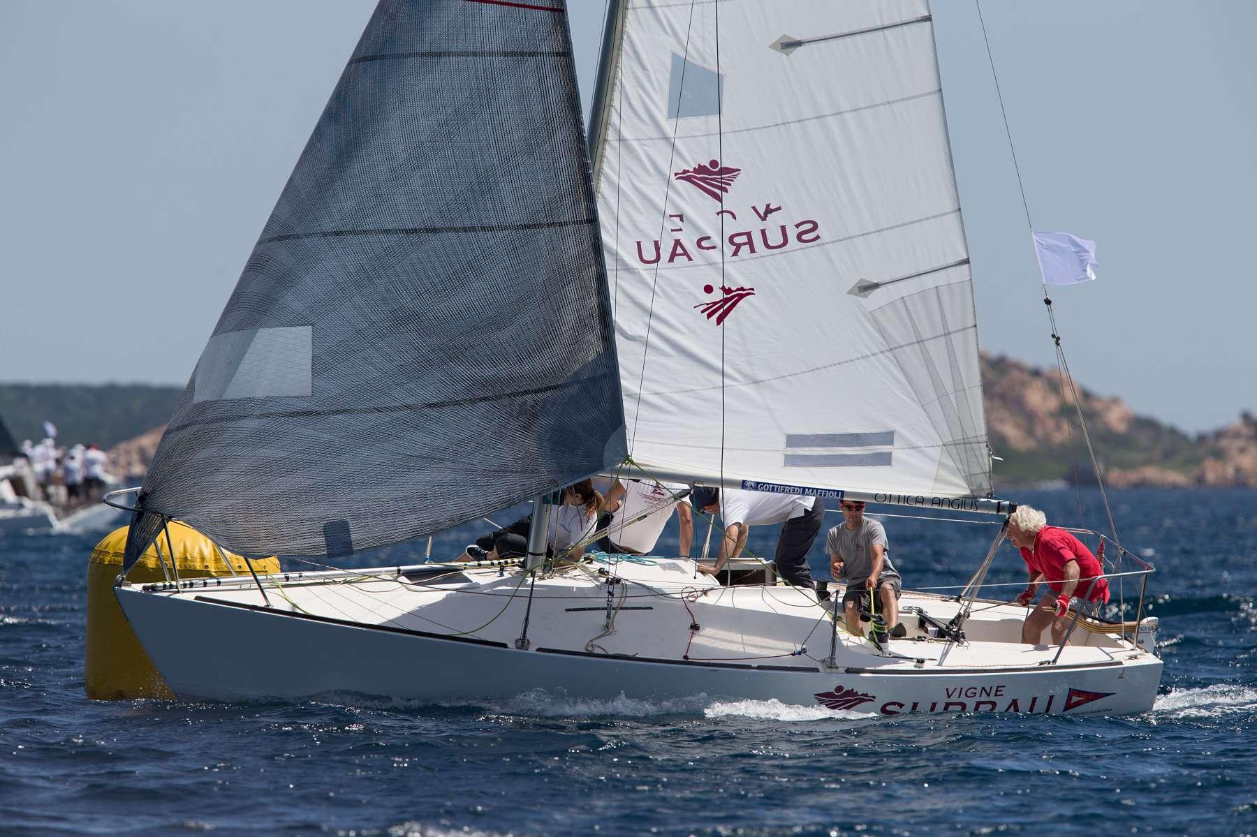 L'imbarcazione Vigne Surrau vince il Trofeo Challenge Alessandro Boeris Clemen - NEWS - Yacht Club Costa Smeralda