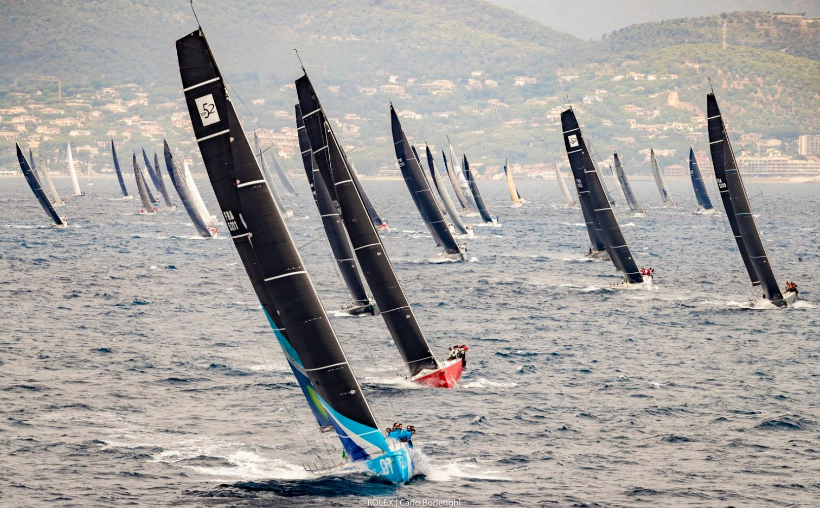 YCCS Members at ORC Worlds, Melges 24 European Sailing Series and Rolex Giraglia - NEWS - Yacht Club Costa Smeralda