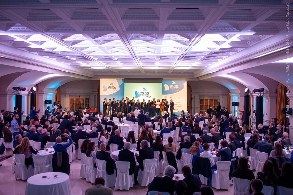 My Song vince il premio Barca dell'Anno-Trofeo Ucina Confindustria Nautica  - NEWS - Yacht Club Costa Smeralda