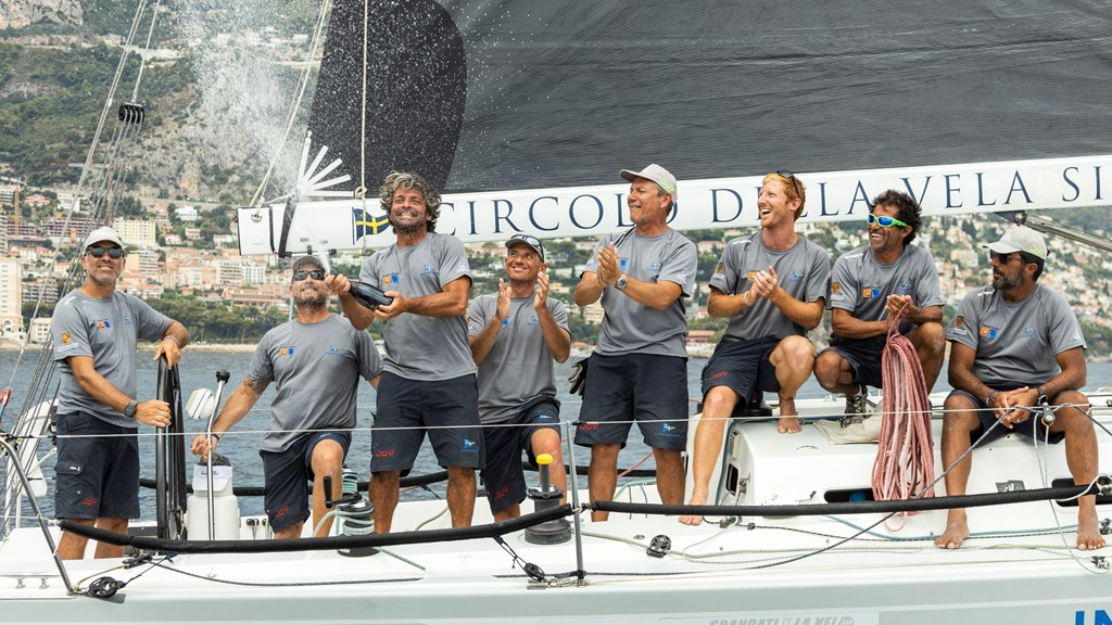 Si è conclusa ufficialmente la 16ma edizione della Palermo-Montecarlo - NEWS - Yacht Club Costa Smeralda