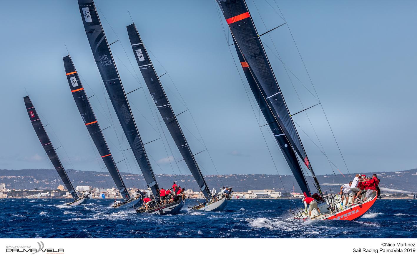 YCCS members at Sailracing Palma, J/70 Cup and the Regata dei Tre Golfi - NEWS - Yacht Club Costa Smeralda