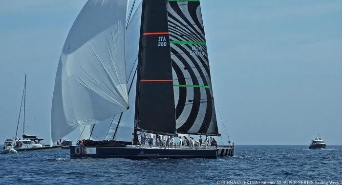 AZZURRA CONCLUDE LA PRIMA TAPPA DELLA 52 SUPER SERIES AI PIEDI DEL PODIO - NEWS - Yacht Club Costa Smeralda