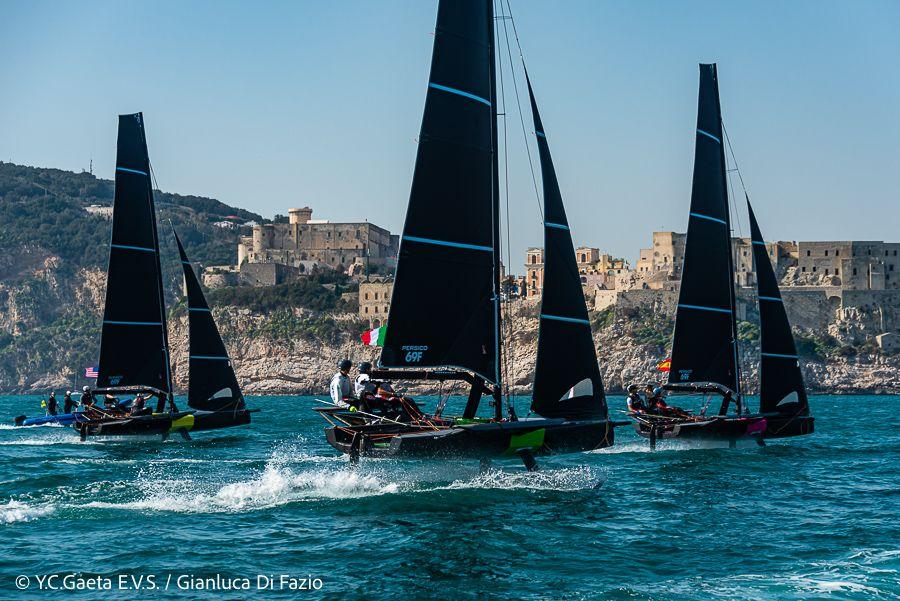 Prima giornata della Youth Foiling Gold Cup - MEMBER NEWS - Yacht Club Costa Smeralda